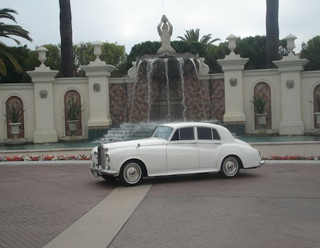 rolls royce silver cloud iii rental los angeles